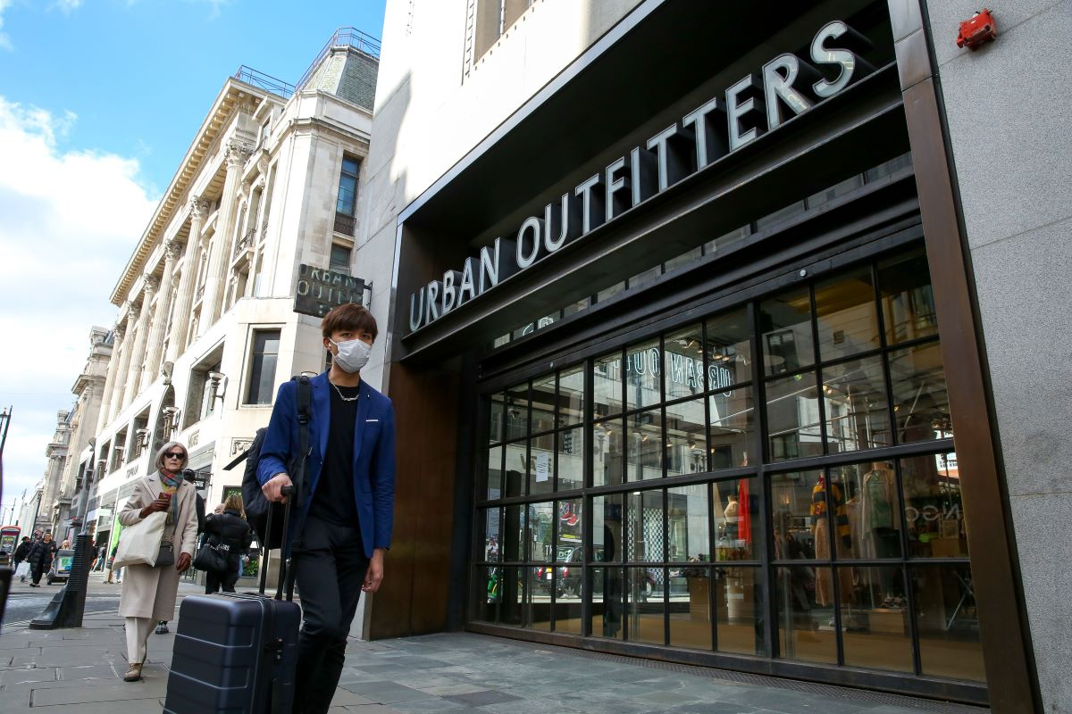 J. C. Penney, Neiman Marcus, Gap, Urban Outfitters, Ascena and Steve Madden furlough workers in the wake of the coronavirus outbreak.