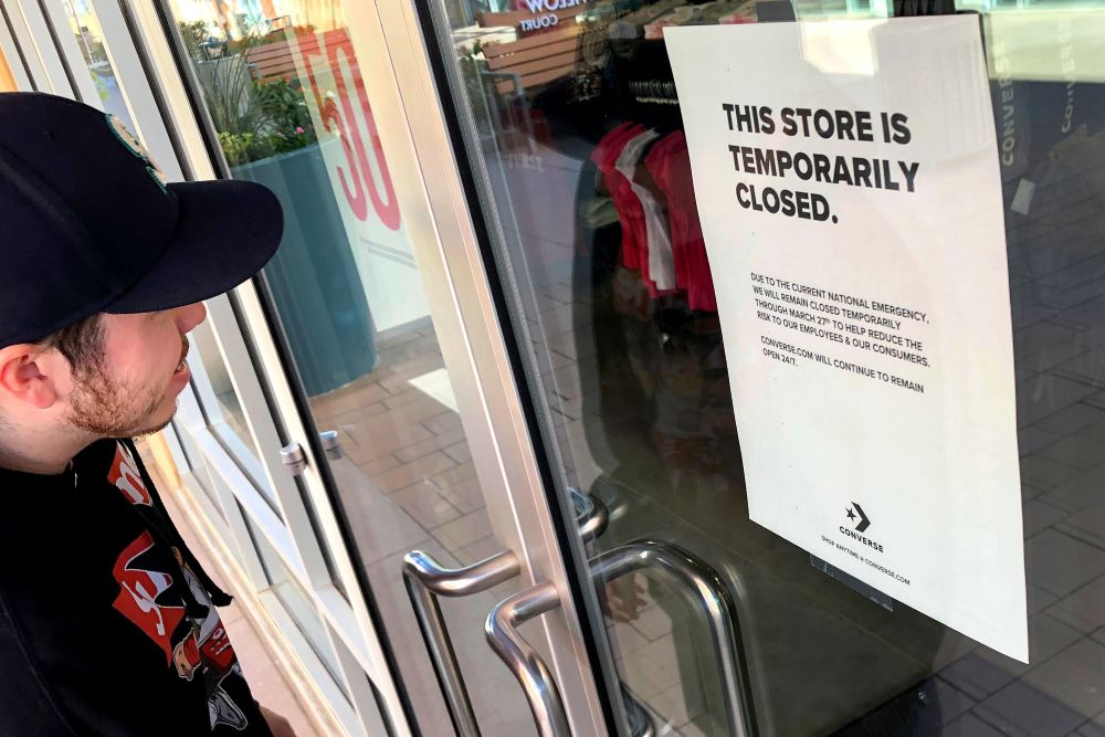 The coronavirus pandemic prompted a wave of North American retailers and brands to shutter their stores to protect employees and consumers.