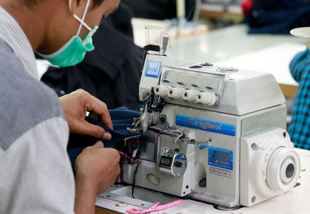 The Worldwide Responsible Accredited Production suggests how apparel brands can work with factories during coronavirus social distancing.