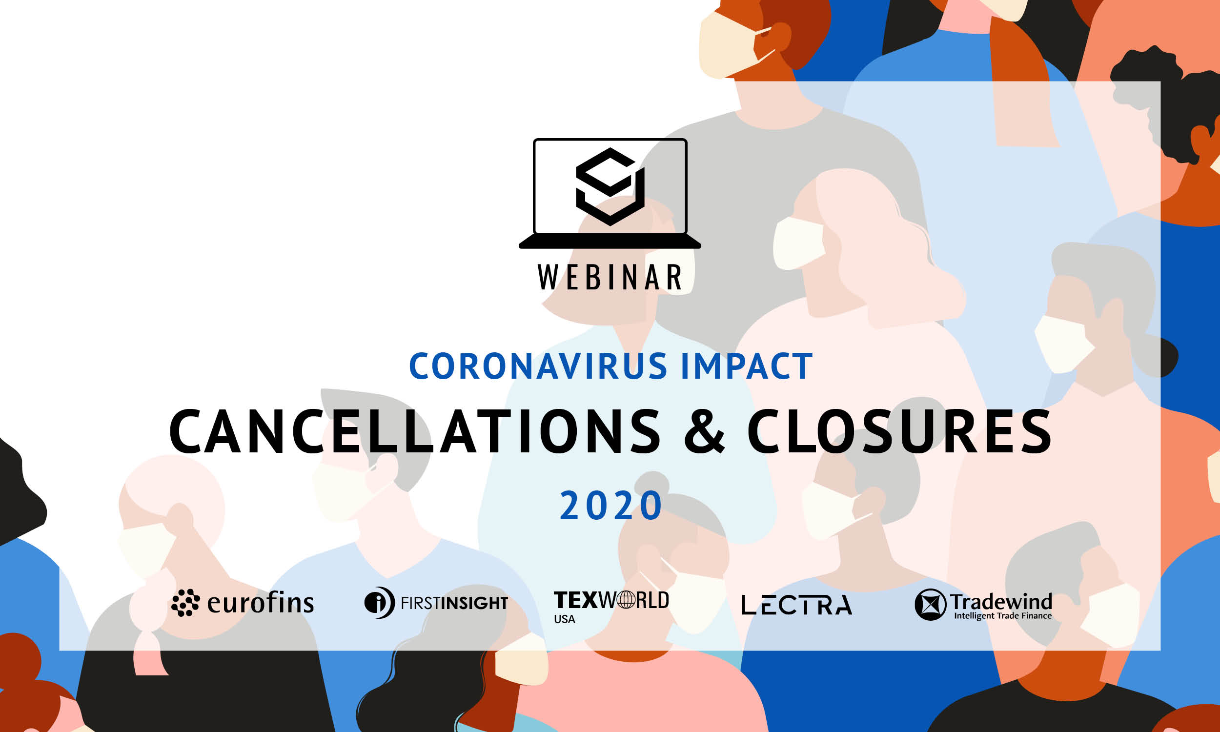 Coronavirus Impact Cancellations and Closures Webinar