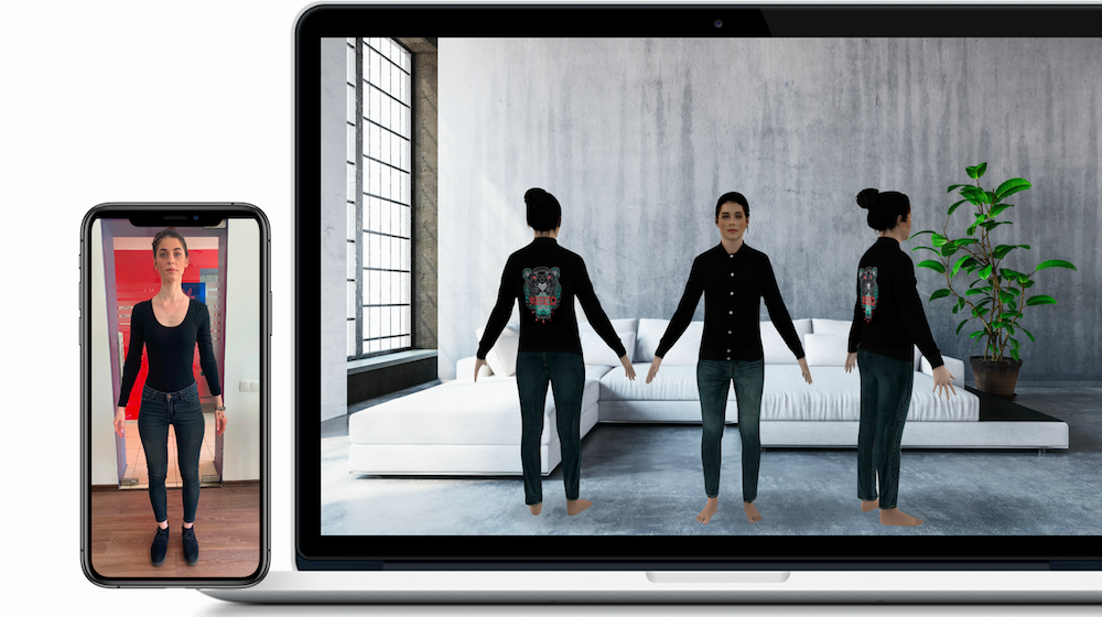 Virtual try-on experiences could remove the friction of fitting rooms from the brick-and-mortar apparel shopping journey, says 3DLook.