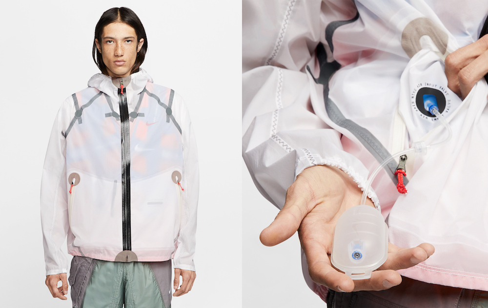 Fashion Snoops describes how uncertainty is driving the activewear market to double down on protective and utilitarian design post-COVID-19, like the Nike ISPA Inflate Jacket.