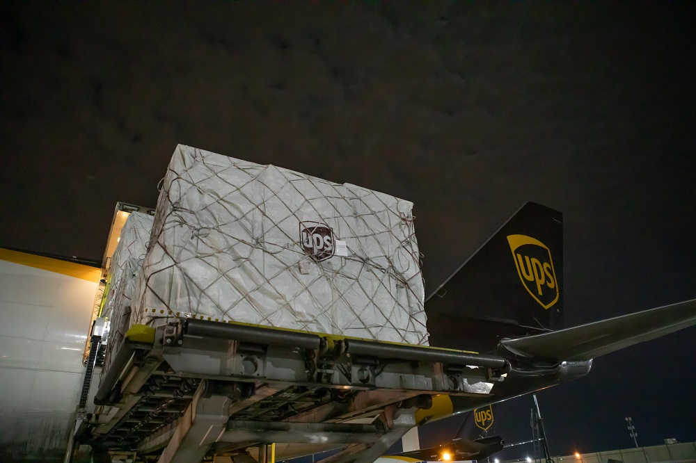 UPS is helping SanMar deliver PPE, Ralph Lauren and Burlington are making isolation gowns and AirX developed a face mask made from coffee.