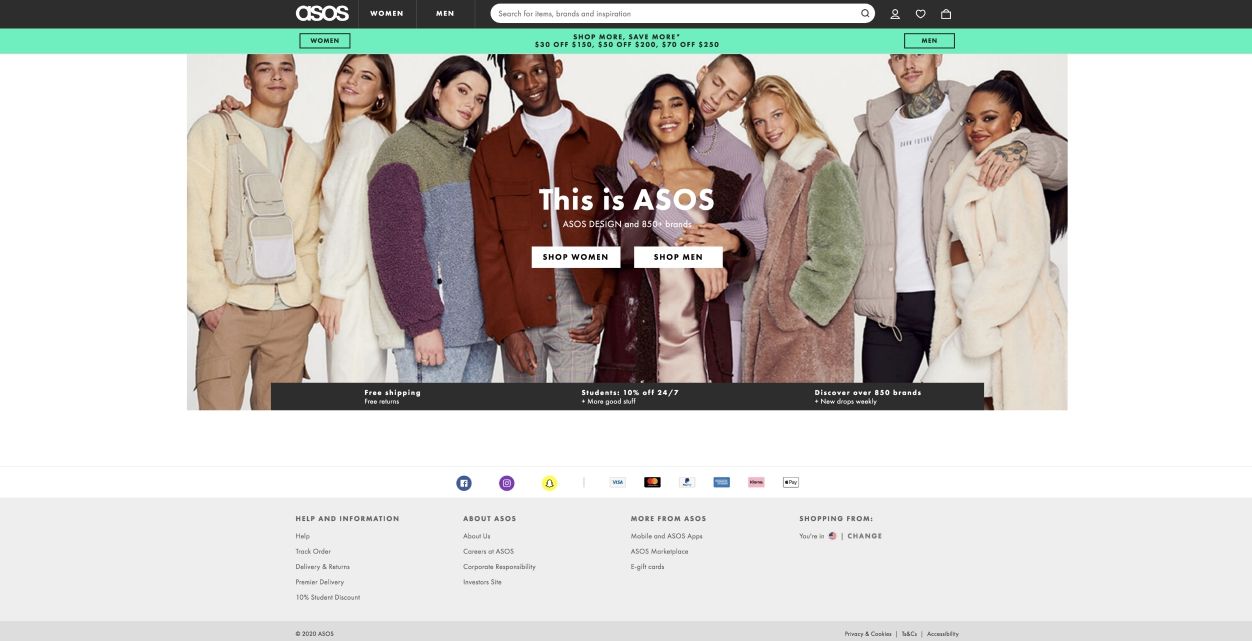Seeing sales drop between 20 percent to 25 percent following COVID-19 outbreak, Asos raises $304 million to shore up its balance sheet.