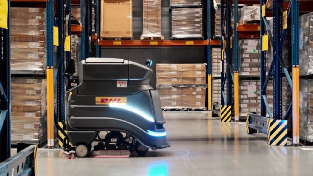 DHL has deployed more of Avidbots' Neo floor-scrubbing robots in warehouses, hubs and terminals worldwide with a focus on health and safety.
