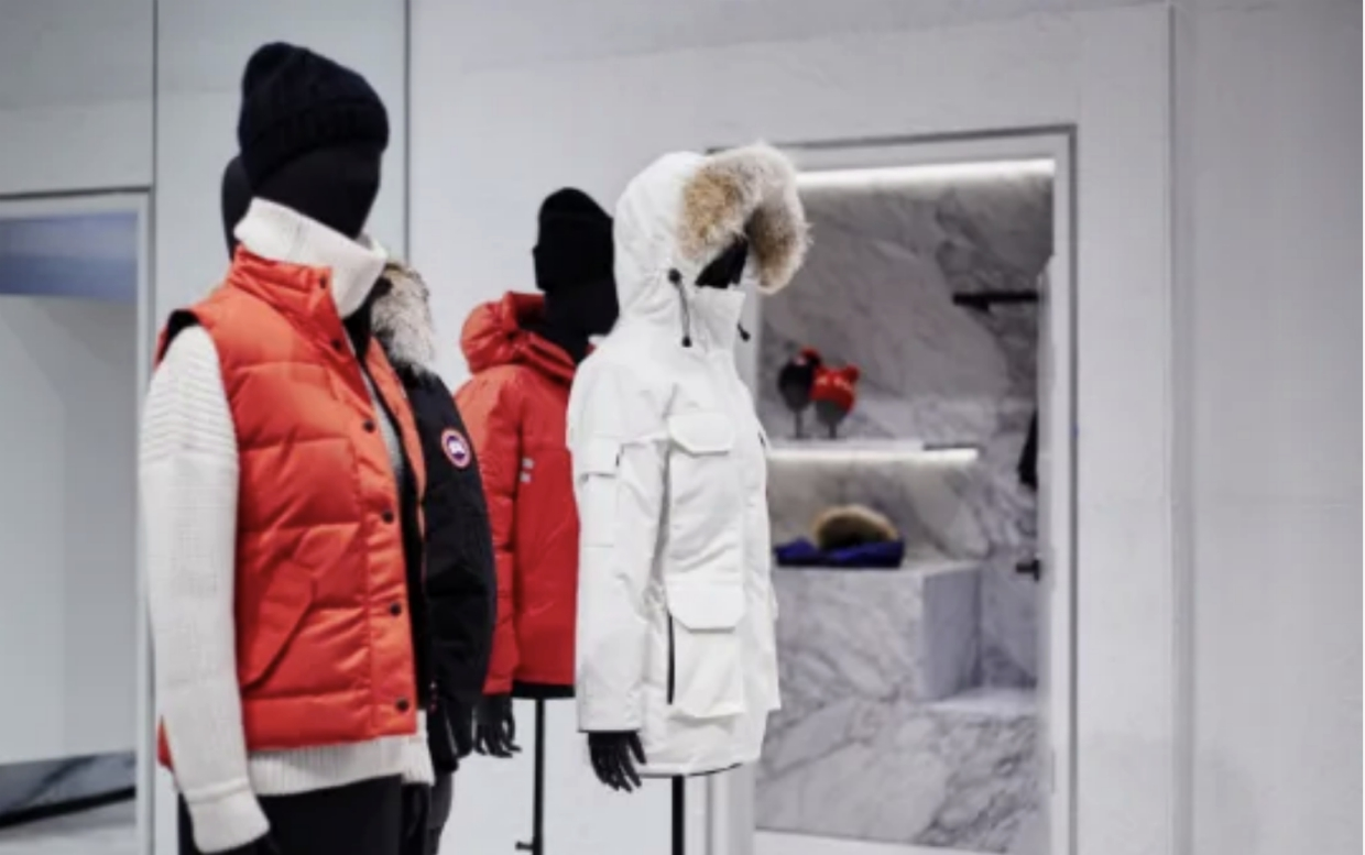 Canada Goose and Capri marked Earth Week by revealing their sustainability commitments, like abandoning virgin fur and reducing water usage.