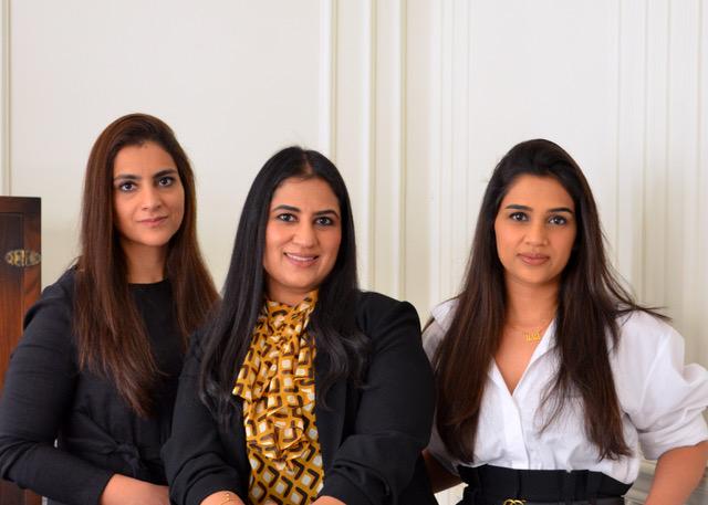 Three sisters, Farah Iqbal, Saba Iqbal and Haya Iqbal Ahmed, are some of the driving female energies helping fuel Artistic Fabric Mills.
