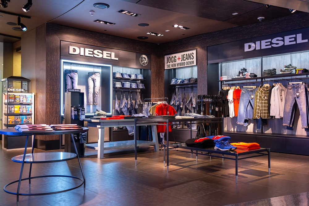 Diesel North America announced that Patrick Valeo joined the company as CEO and Chico's promoted Molly Langenstein to CEO and president.