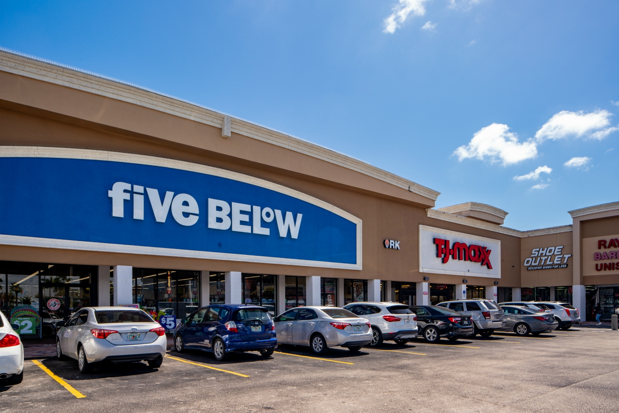 Five Below's ahead of other retailers, having reopened over 117 stores, but it's also reduced its new store opening plan for this year.