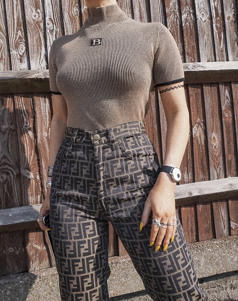 Vintage Versace and Fendi jeans are among the trendy items in Asos Marketplace's new drop.