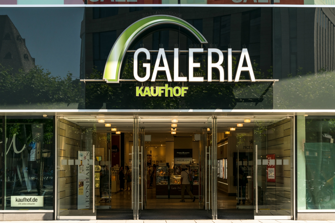 German department store chain Galeria Karstadt Kaufhof is insolvent, and on Wednesday filed for administration, a victim of the coronavirus.