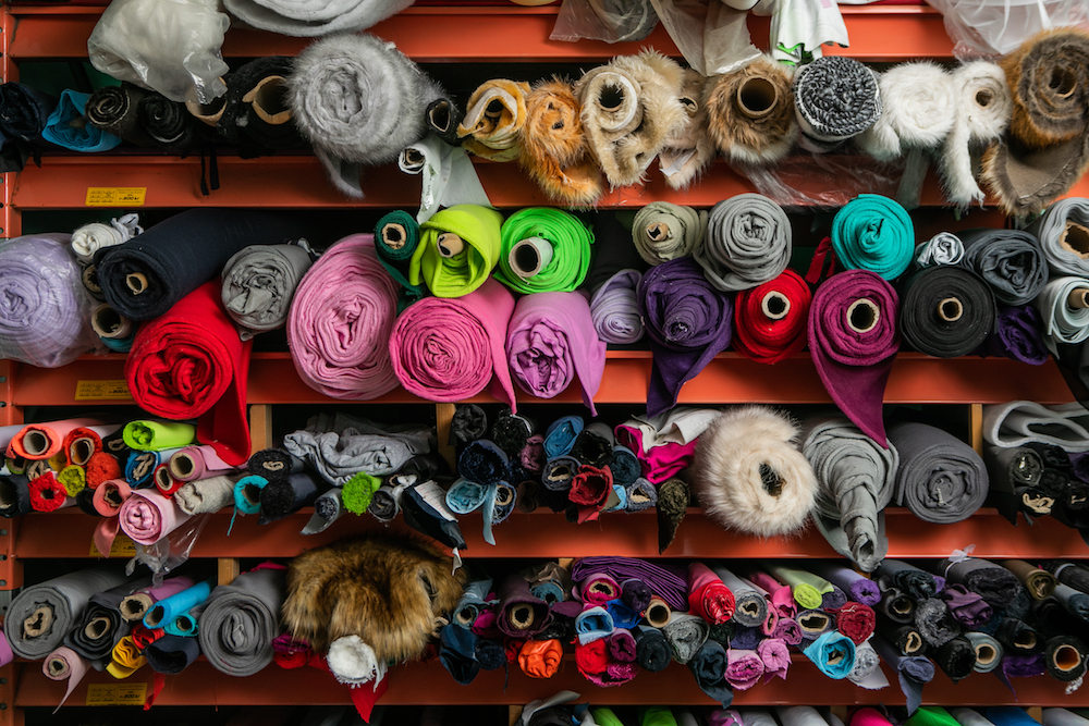 Queen of Raw is saving deadstock textiles for new uses through a marketplace that allows sellers and buyers to more easily move materials.