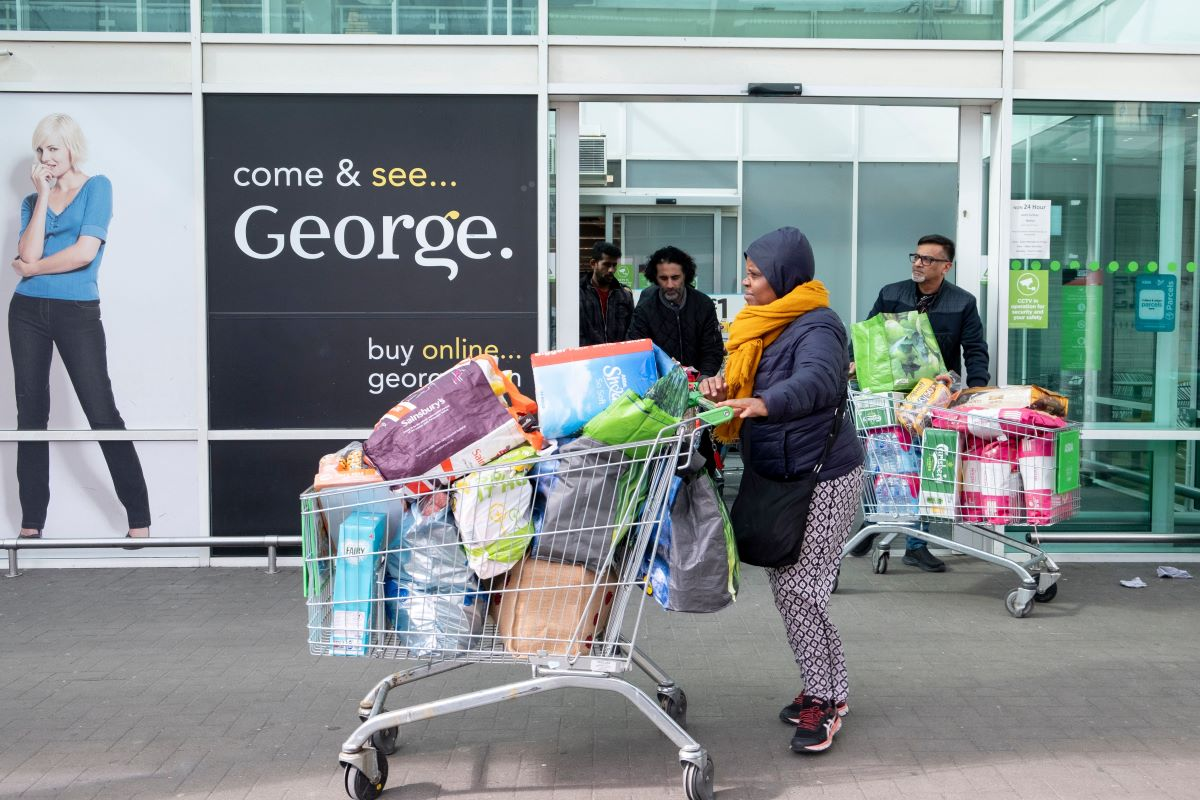 "British chain Asda is reportedly offering garment suppliers 50 percent toward the price of canceled orders on a ""take it or leave it"" basis."