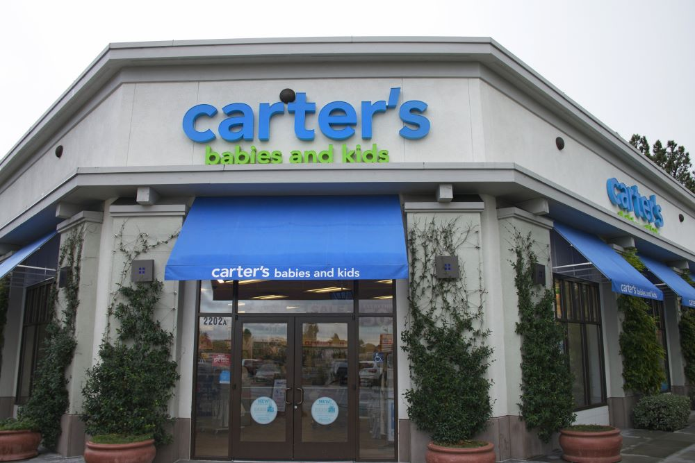 Green America acknowledged Carter's efforts to reduce toxic chemicals and waste its supply chain, while pushing the retailer to do more.