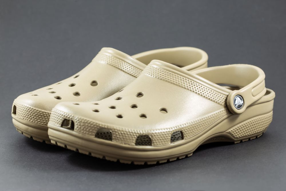 Crocs experienced difficulties in the first quarter due to the COVID-19 pandemic and expects the second quarter will be no different.