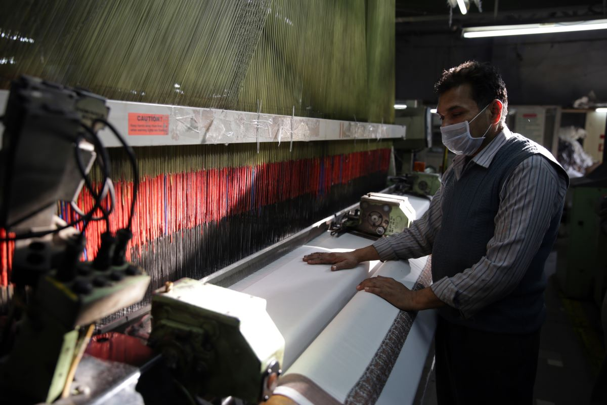 A new survey says Indian garment factories face an estimated $3 billion impact from orders cancelled or delayed because of COVID-19.