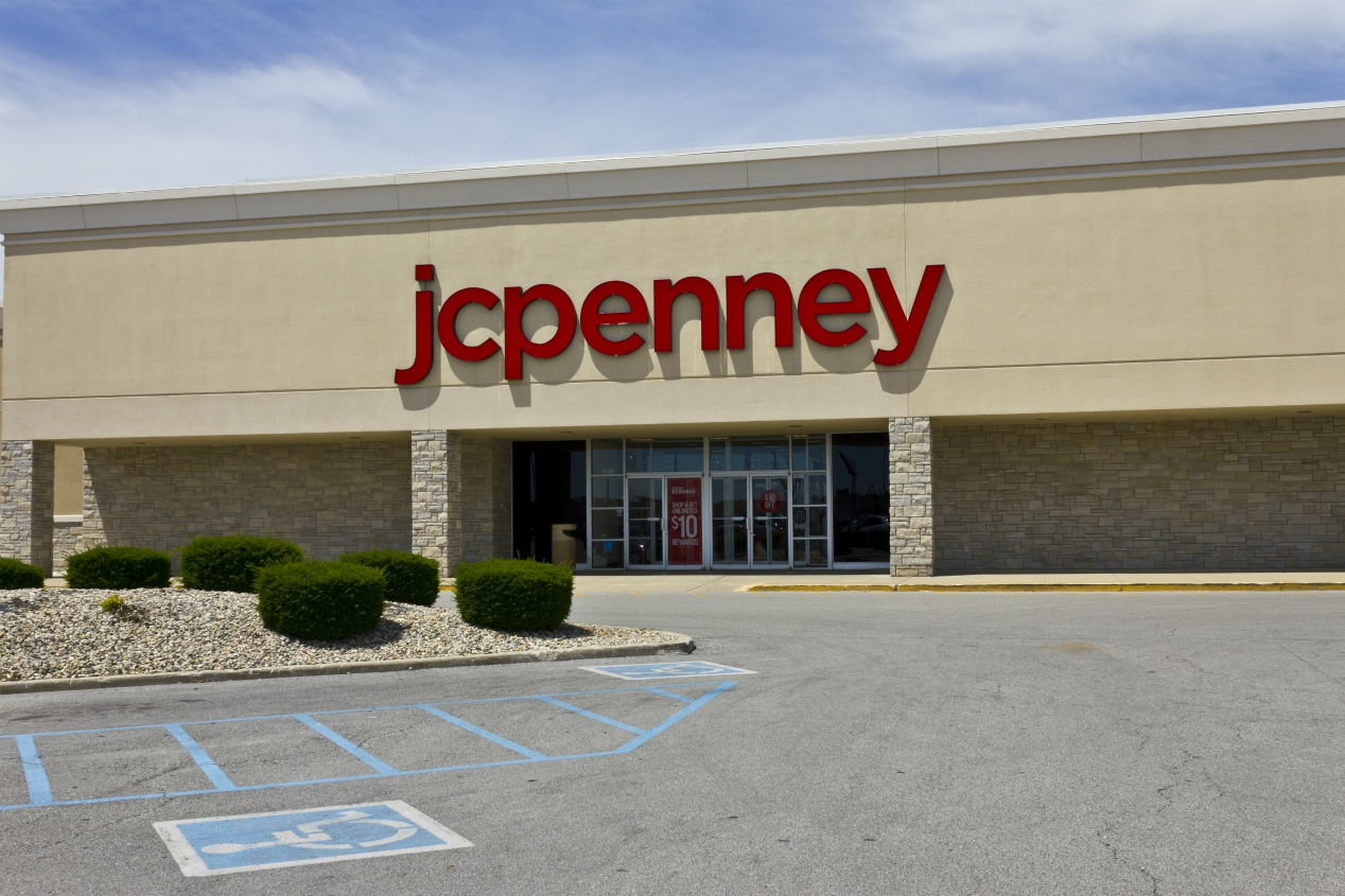 With a credit downgrade and no timing on when stores may reopen, factors have stopped checking Penney's over bankruptcy concerns.