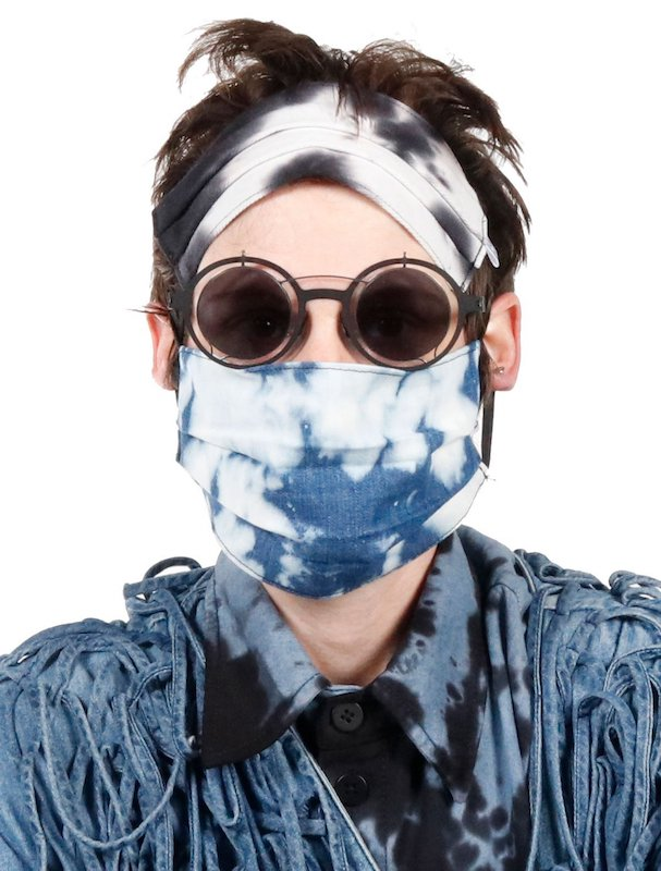 Denim brands ramp up production of face masks protective against coronavirus, giving consumers style, comfort and a chance to give back.