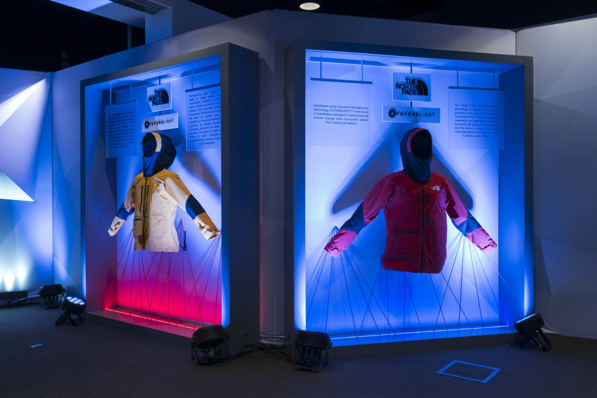 The North Face finds new uses for textile waste across new products, proving that sustainability doesn't have to compromise quality.
