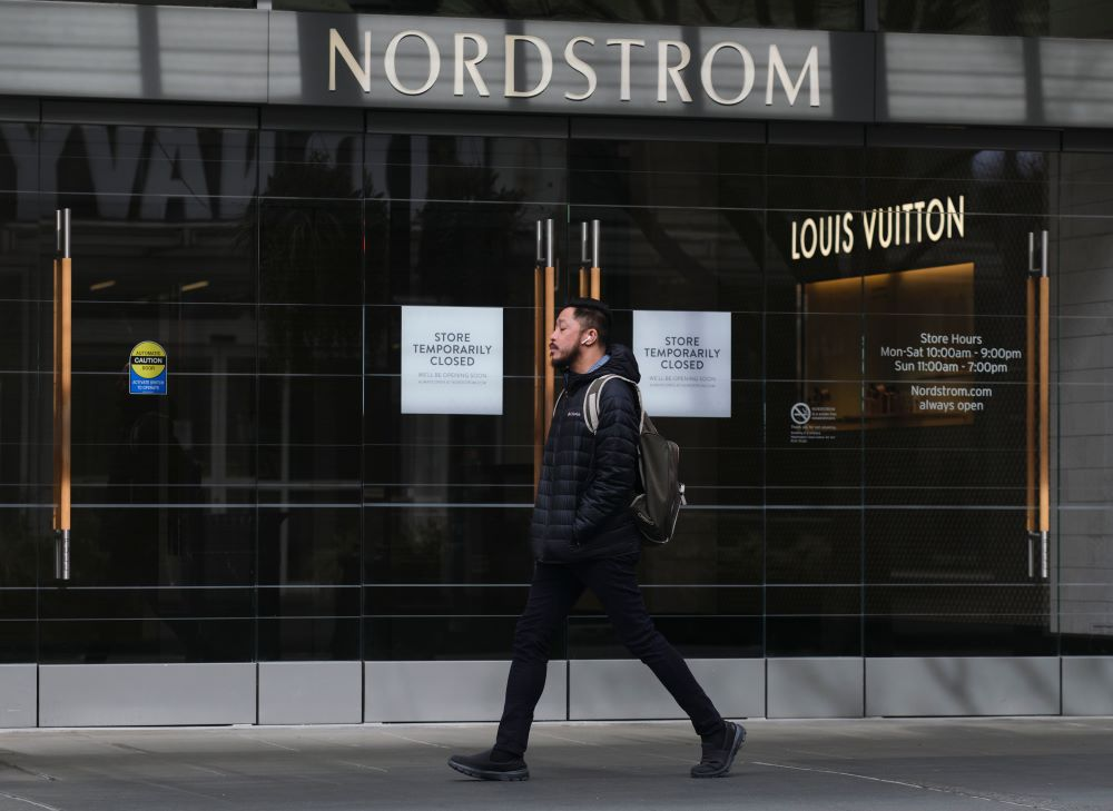 Executives from Nordstrom, Tory Burch and La Rinascente predict brick and mortar will operate differently after the coronavirus crisis.