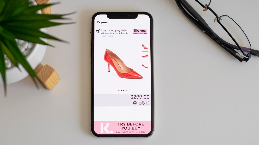 Apparel, footwear and accessories saw a 27 percent jump in transacted volume the week of April 12-18, according to pay-later firm Klarna.