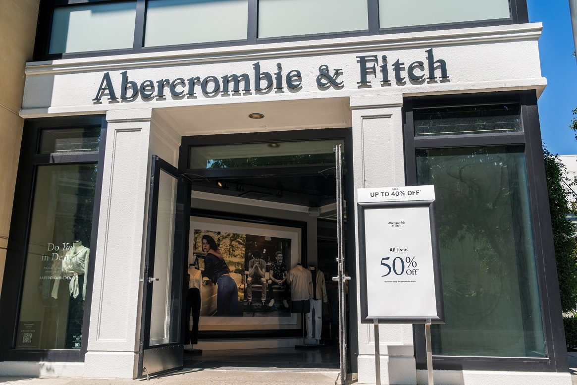 AbercrombieAbercrombie is entering the secondhand and resale apparel market by partnering with ThredUp, mimicking J.C. Penney, Gap and Macy's. & Fitch is entering the secondhand apparel space by partnering with ThredUp, following in the steps of apparel retailers including Gap, Inc., J.C. Penney and Macy's in hopping on the resale bandwagon.