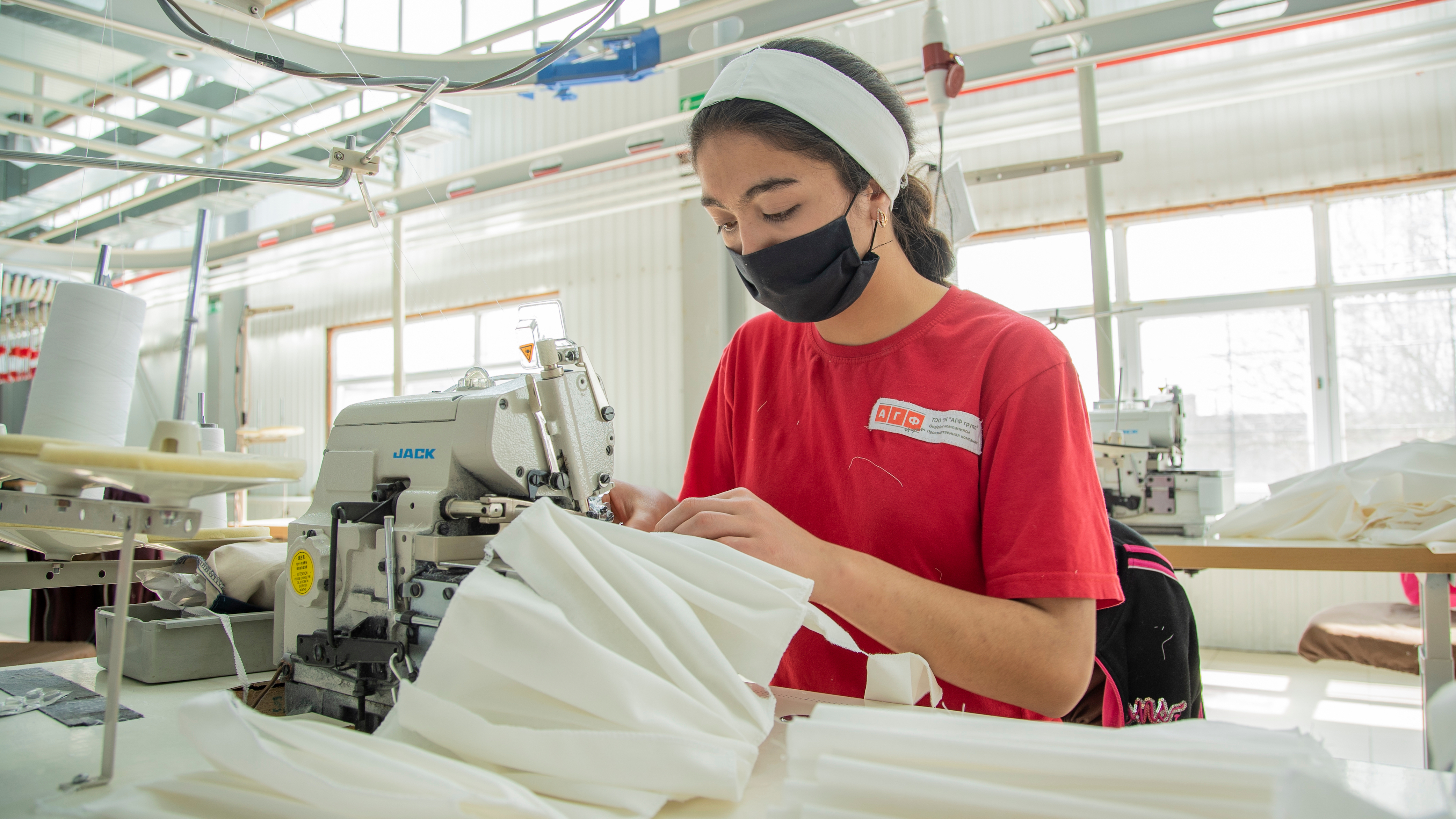 The apparel industry must balance the health and safety of factory workers against the desire to ramp up production, Inspectorio says.