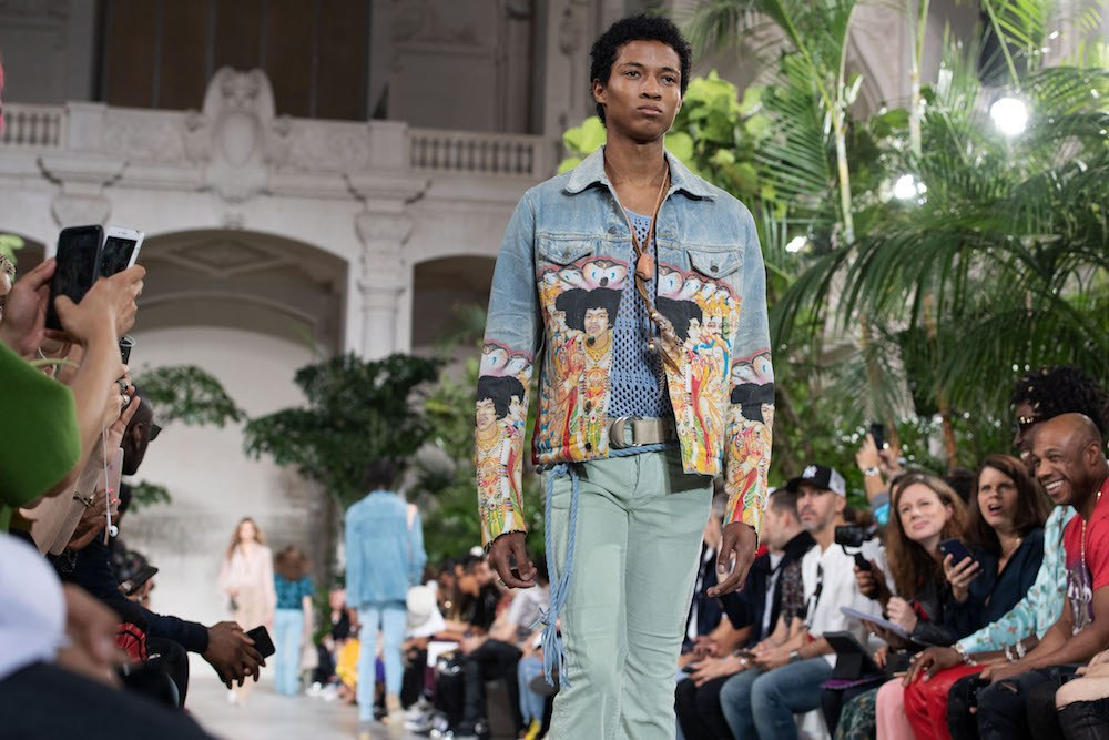 A yearning for nature and a thirst for pleasure will reverberate across men's fashion next spring, according to Fashion Snoops.