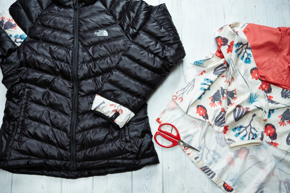 Outdoor brand The North Face has launched the Remade Program, an expanded line of upcycled clothing made from damaged or used garments.
