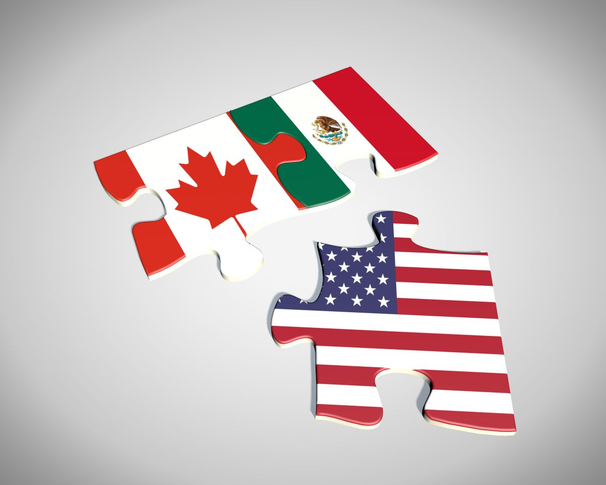 USTR told Congress that Canada and Mexico have taken the necessary steps to comply with USMCA and that the pact will take effect July 1.