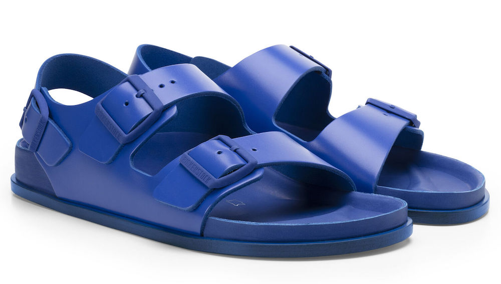 Consumers are searching for chunky sandals.