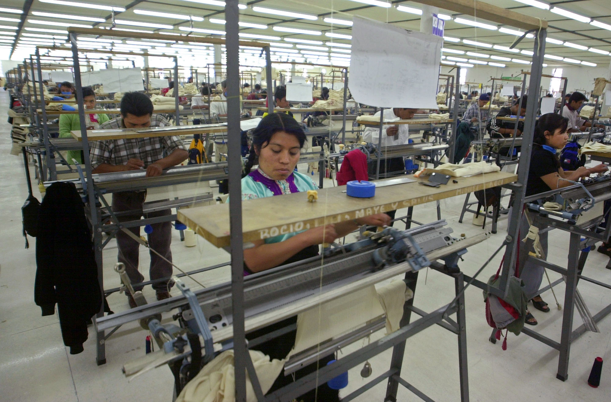 Mexico factory changes USMCA trade agreement