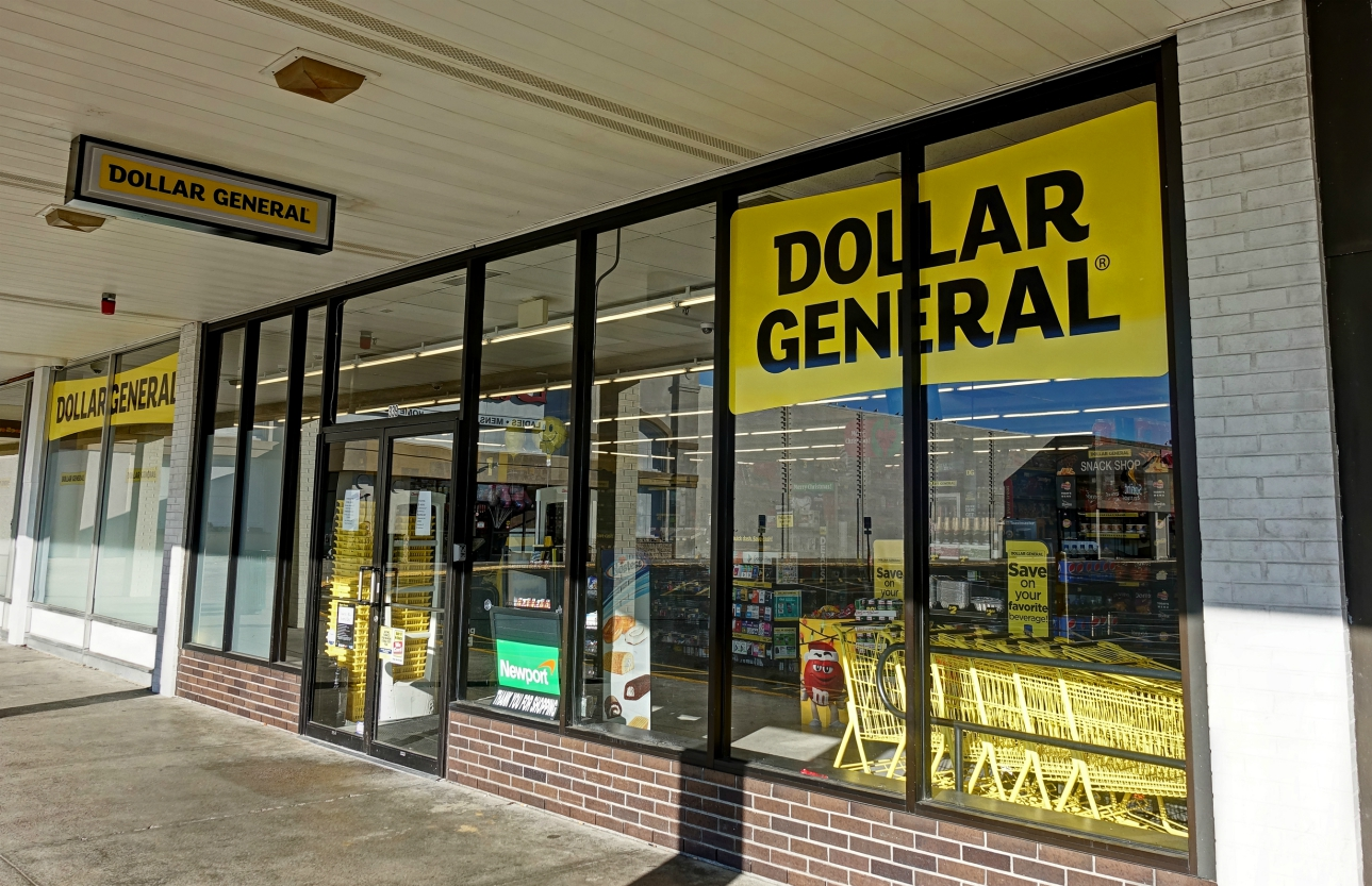Some retailers have noted green shoots at stores that have reopened, as another consumer base is sending sales at dollar stores booming too.