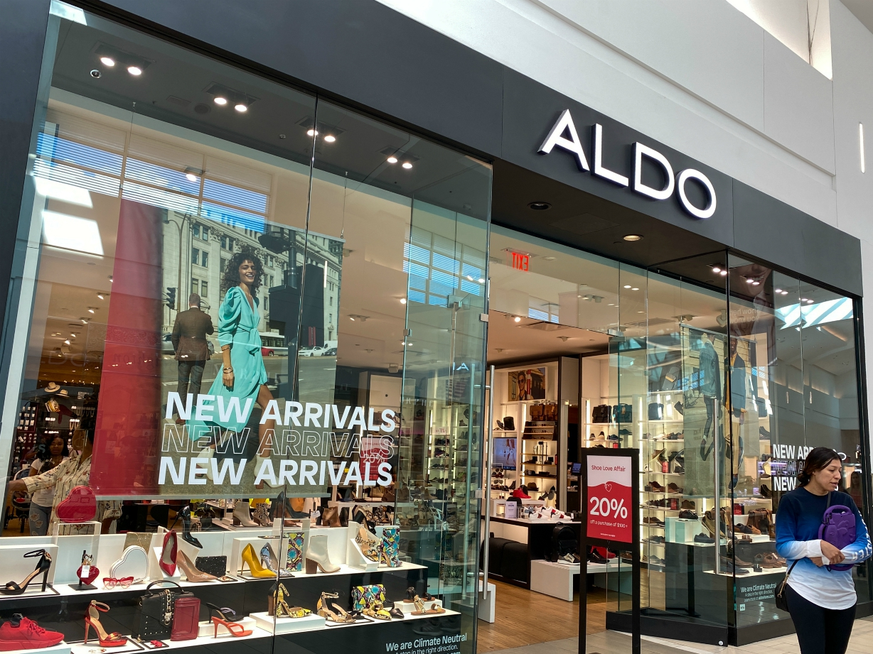 Footwear chain Aldo is the latest retailer to file for bankruptcy this week, on the heels of J.Crew, Neiman Marcus and John Varvatos.