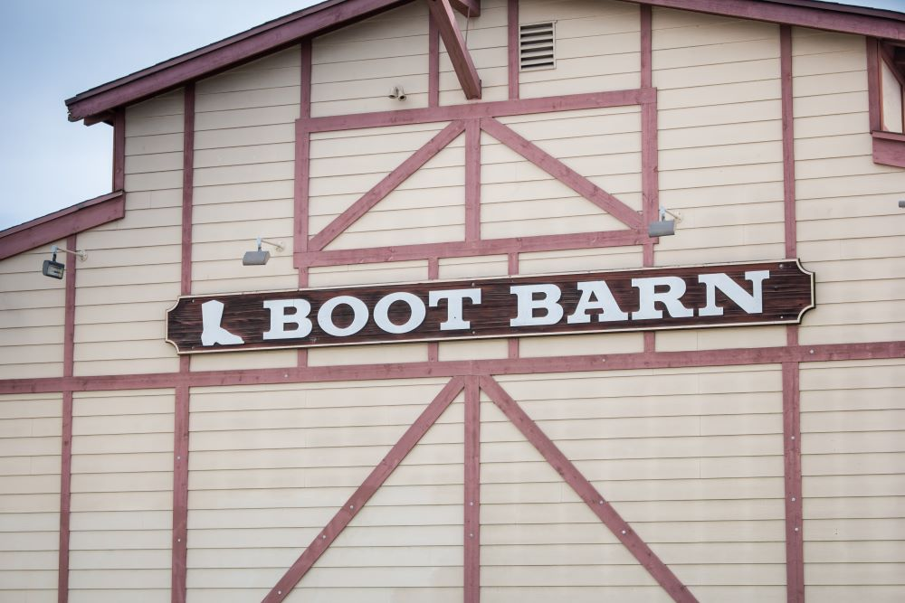 Boot Barn Holdings reported a 4.7 percent drop in comparable sales in Q4 despite the majority of stores being labeled essential business.
