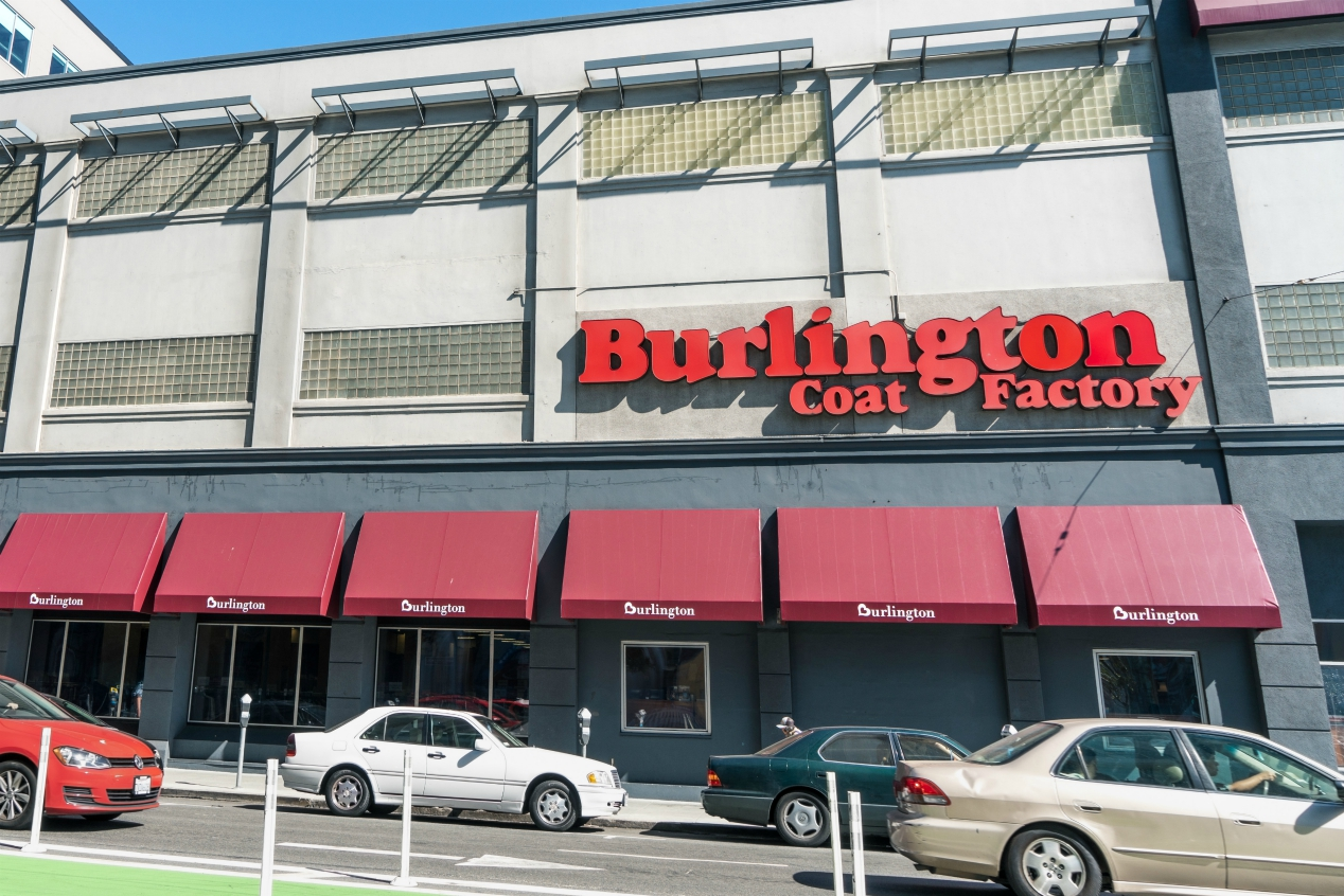 Burlington Stores has reopened 402 doors, with the balance to reopen in June, and pent-up demand has sales exceeding prior year levels.