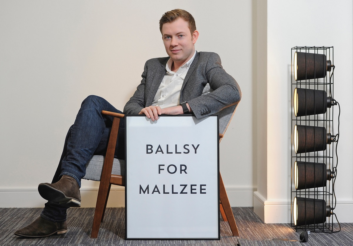 Mallzee CEO Cally Russell launched the Lost Stock scheme to package $24 million of nixed Bangladesh garments in mystery boxes for shoppers.