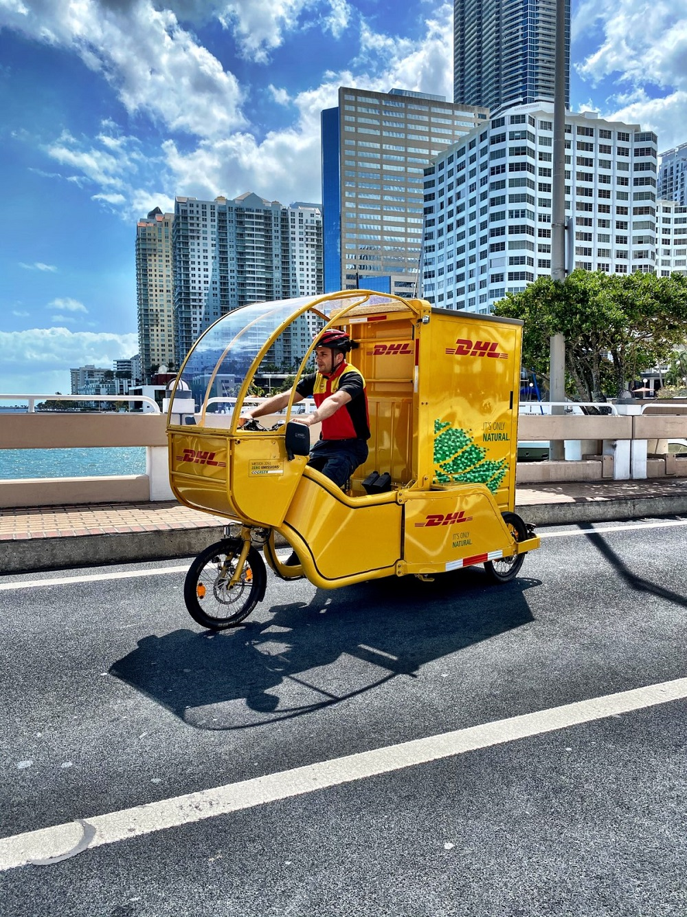 Driven by the need for increased delivery options and capacity, DHL Express and UPS are taking steps to accommodate growing demand.