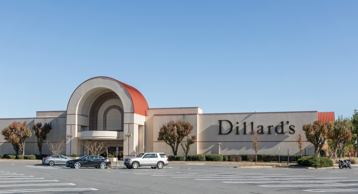 As state and local government ease coronavirus restrictions, Dillard's will begin to reopen 55 stores starting on Tuesday across 11 states.