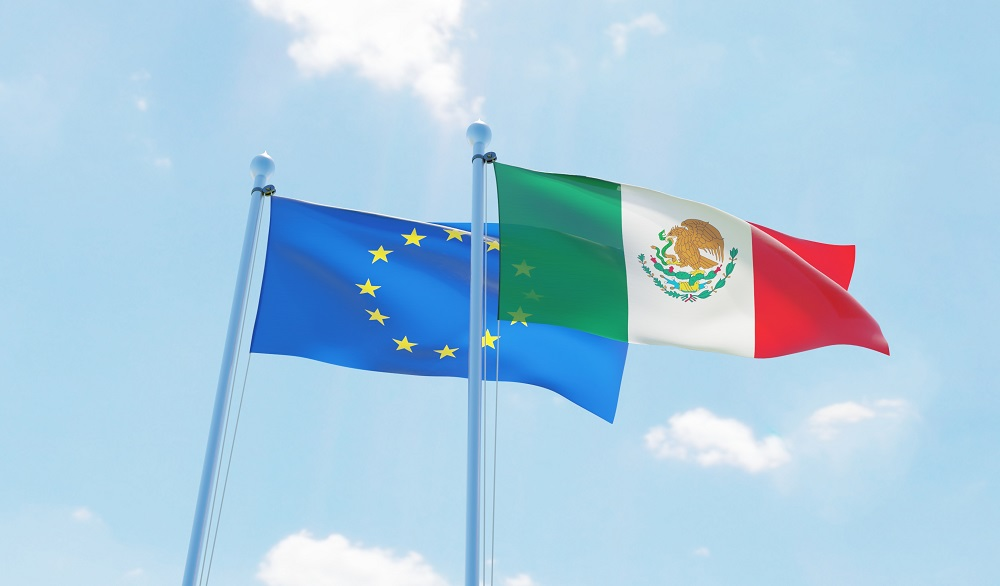 The European Union and Mexico have concluded the last outstanding element of their negotiation for a new trade agreement.