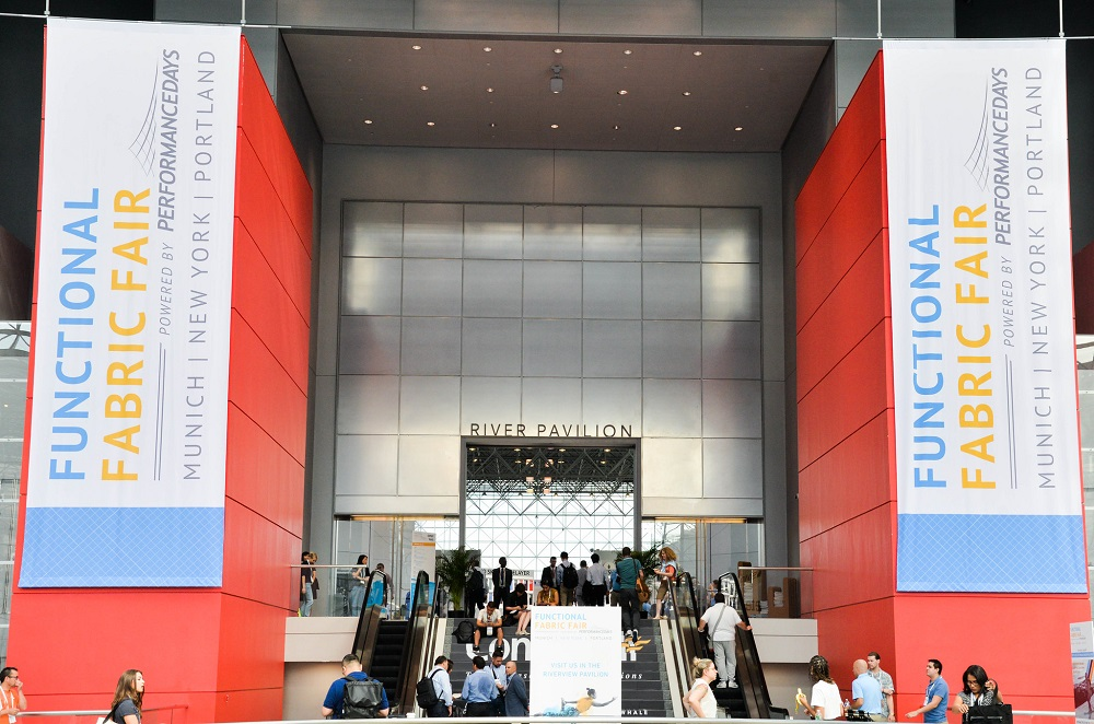 The Functional Fabric Fair postponed its third edition scheduled for July at New York's Javits Center and rescheduled it for Jan. 25-26.