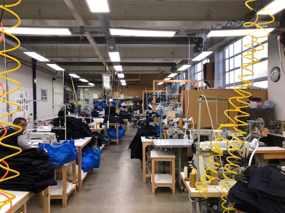 Blackhorse Lane Atelier Receives Funding for London's First Denim Wash Lab