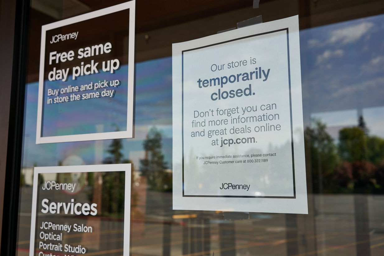 J.C. Penney and Stage Stores are on bankruptcy watch in the week ahead, following the five fashion and retail Chapter 11 filings this week.