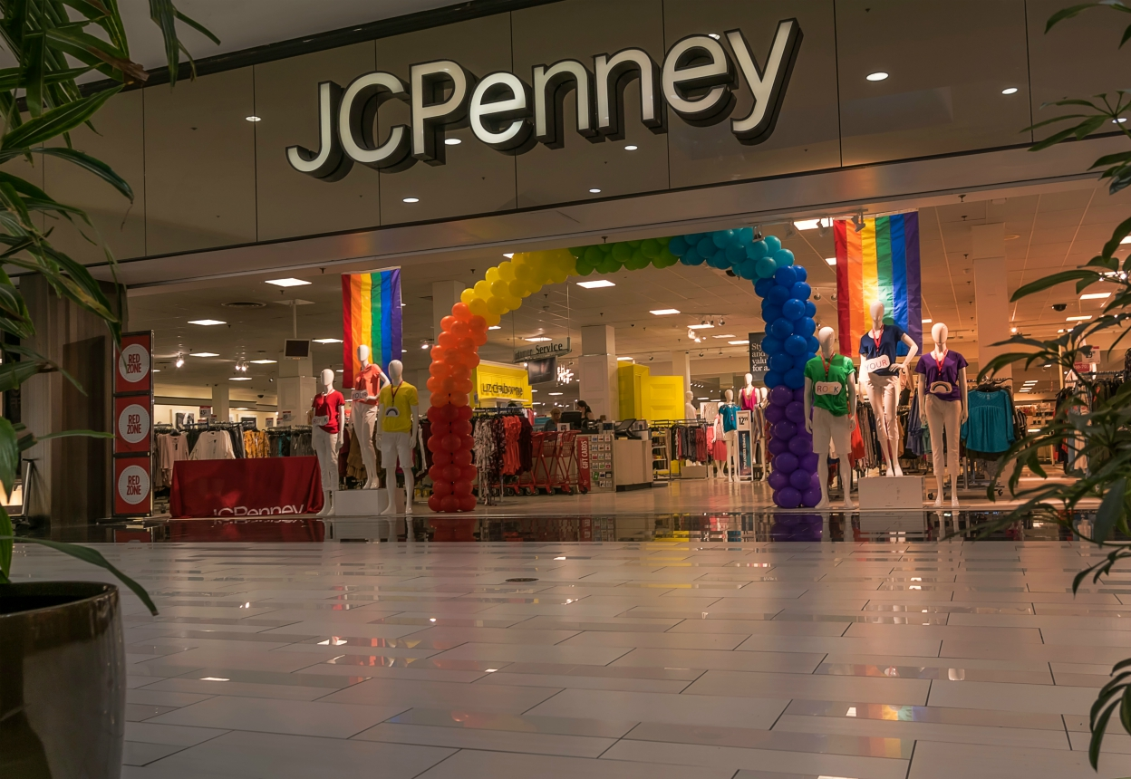 J.C. Penney's bankruptcy last week outlined splitting the company into two parts as an exit plan, but COVID-19 might provide some hurdles.