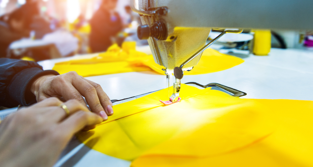 In a post-COVID-19 world, speed and agility trump economies of scale necessitating the apparel industry to pivot to small-batch production.