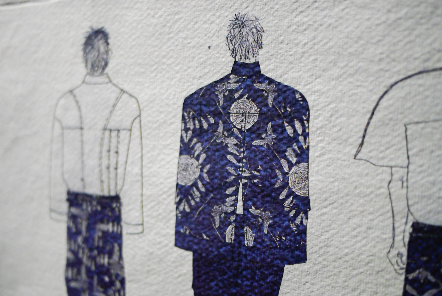 The Kingpins x Ravensbourne Innovation Project tasked second year fashion students at the London university with designing a sustainable denim brand in just 10 weeks.