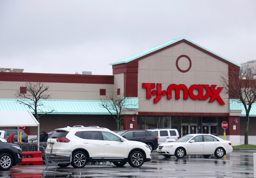 The TJX companies was slammed with a $887 million net loss in the first quarter, as coronavirus-related store shutdowns took their toll.