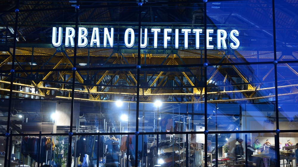 Digital sales have helped Urban Outfitters survive a severe downturn in revenue, but its doesn't see a return to normal any time soon.