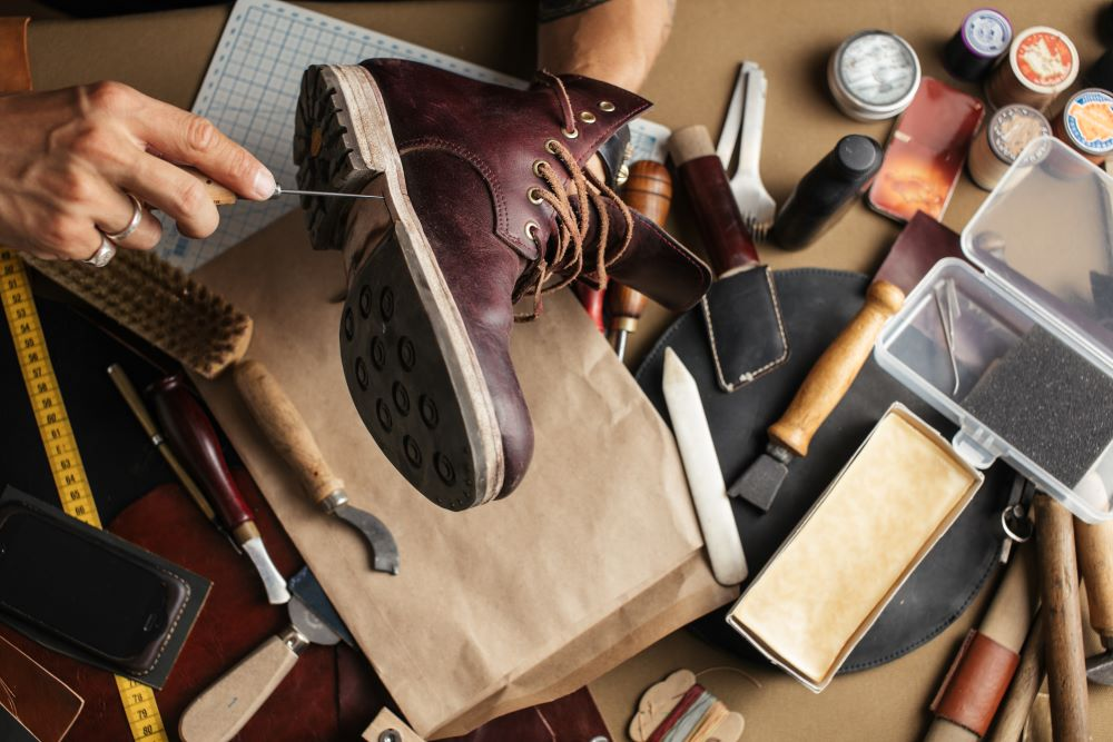 "The British Footwear Association launched an online ""Shoe School"" to help educate workers in the footwear sector who lack formal training."