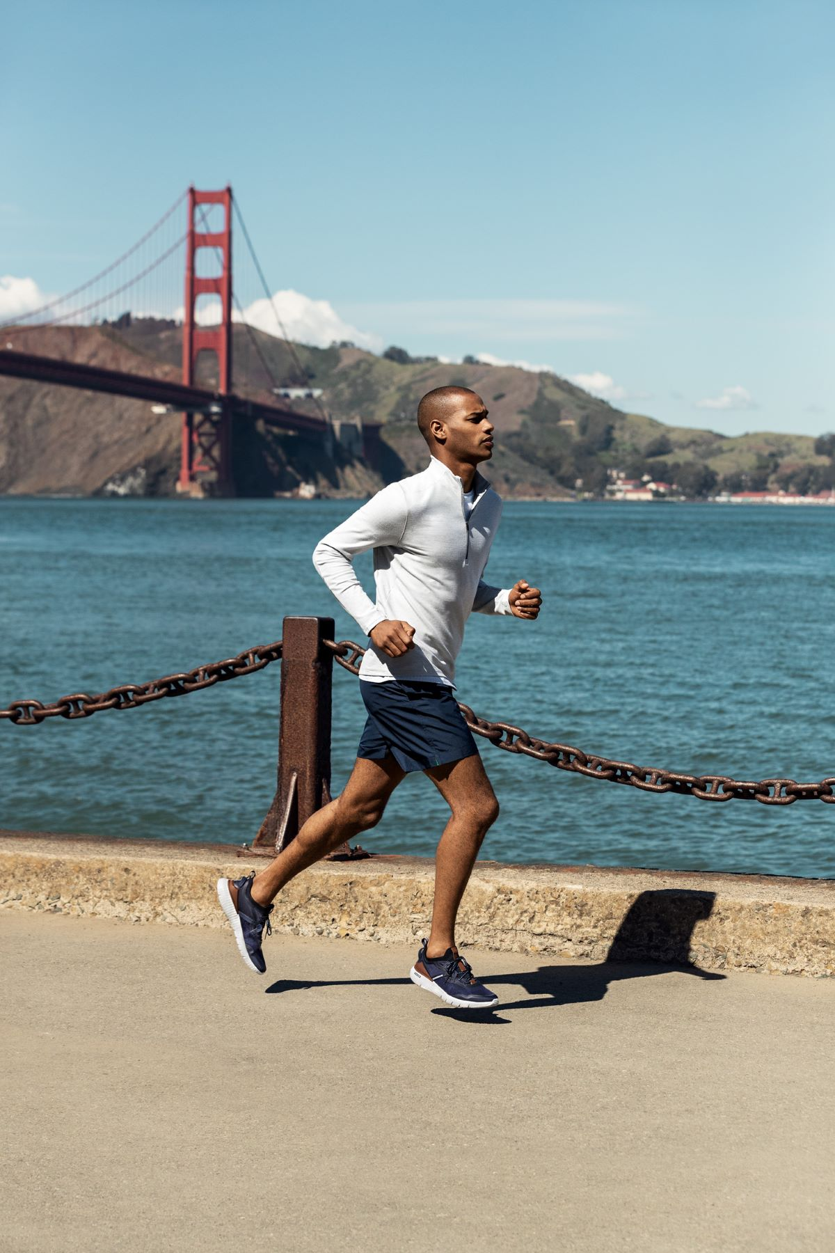 Cole Haan launched the Zerøgrand Outpace and Overtake performance running footwear line, with the versatility modern shoppers are seeking.